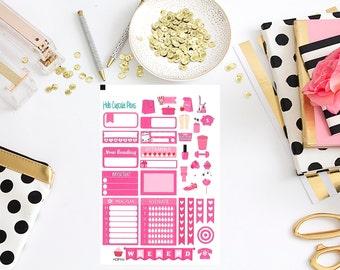 HCP114 Single Page Variety Sampler Deep Pink