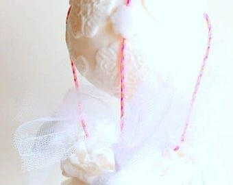 Fimo creative personnalible: centerpiece wedding, engagement/balloon /ballon decoration for wedding/decoration/table decoration