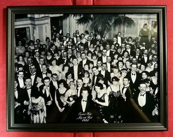 The Shining Overlook Hotel Jack Torrance Framed Photo Replica Art Print Horror Sci Fi Fantasy Memorabilia Gift Present