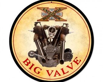 Big Valve Engine