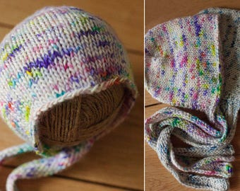 Classic Newborn Bonnet