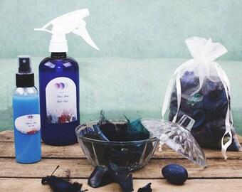 Linen Spray & Potpourri Set