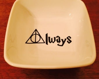 Always Harry Potter Ring Dish