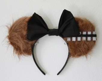 Star Wars Chewbacca Minnie Ears