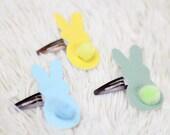 Bunny snaps