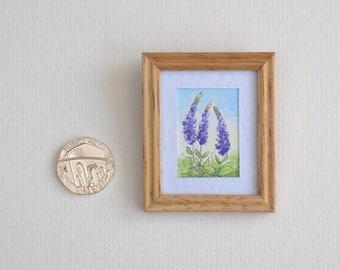 Miniature Painting, Original Miniature Art