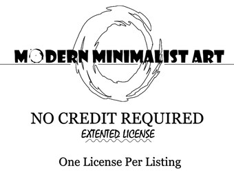 Extended Commercial License Clip Art - One Set
