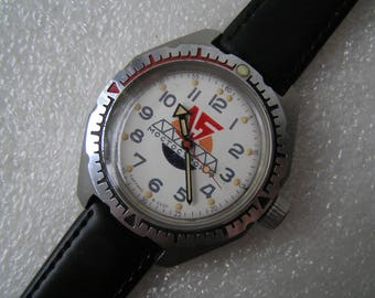 Russian Wrist Watch VOSTOK AMFIBIAN