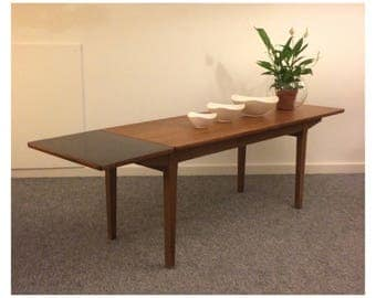 Sold* Mid Century  Extendable Teak Coffee Table * Sold