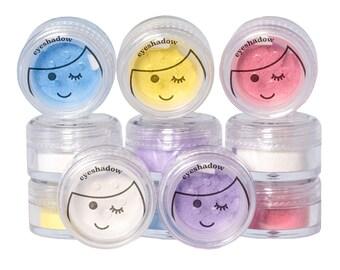 Shimmery Eye Shadow by No Nasties Makeup Australia