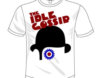The Idle Gossip Clockwork Orange t-shirt