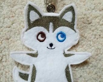 Animal Felt Badges