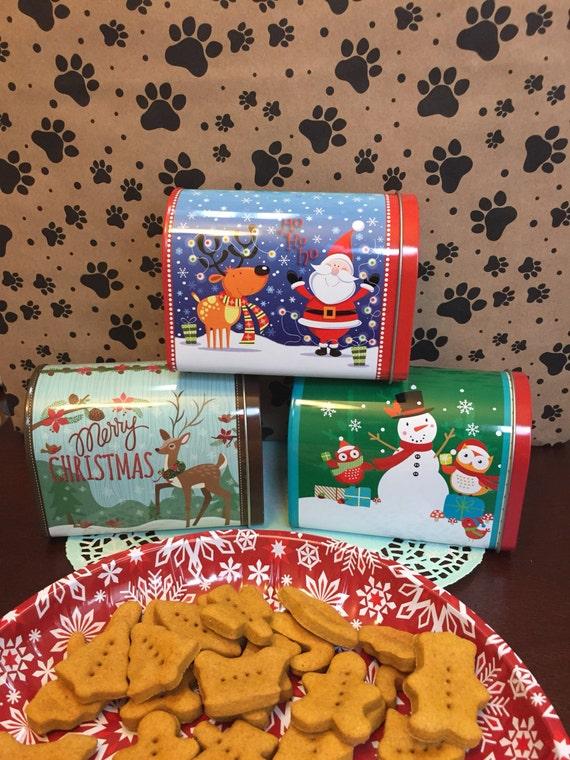 Homemade Natural Dog Treats: Holiday Dog Treats - Small Mailboxes