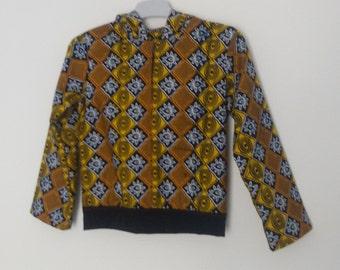 High style Sweatshirt Hoodie, wax