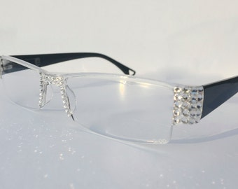 Swarovski Crystal Readers / Reading Glasses +1.50 +2.00 +2.50