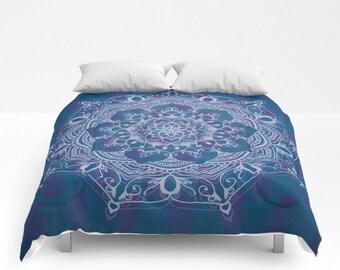 bohemian bedding | etsy