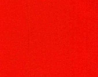 Red Cotton Spandex Jersey Knit fabric 12oz