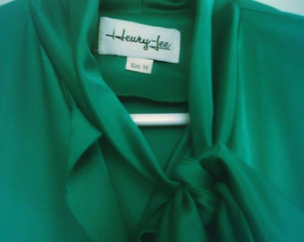 Henry Lee vintage dress