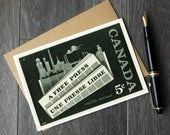 free press poster, journalist gift ideas, journalism student graduation card, freedom of the press, journalist retirment gift Canada, cards