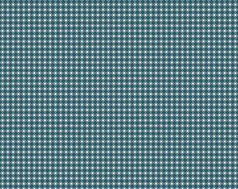 Riley Blake Designs Offshore by Deena Rutter Blue Dot C4926
