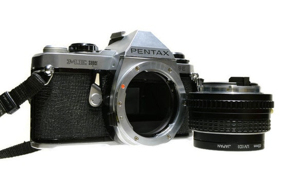 how to use pentax me