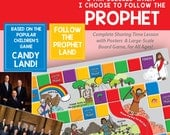 I am Blessed When I Choose to Follow the Prophet: FHE or Sharing Time, March 2017 Week 4