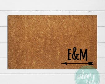 Personalized Rug Etsy