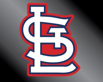 St. Louis Cardinals Vinyl Decal Sticker