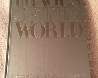 Images of the world photograpy of the National Geographic 1981 coffee table book