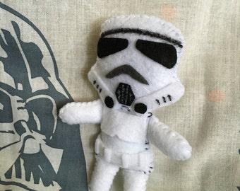 Imperial Stormtrooper Pocket Plushie