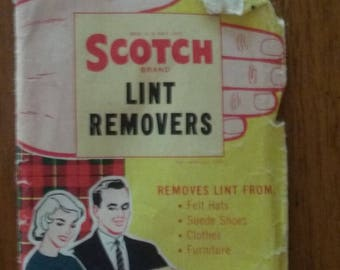 Vintage Scotch lint remover, includes shipping!