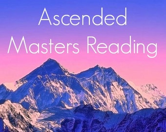 Ascended Masters Psychic Reading