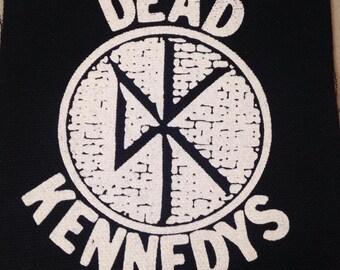 PATCH Dead Kennedys silkscreen