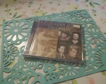 Legendes D'Or De La Chanson Vol. 1