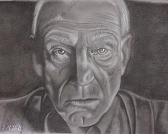 Old man Xavier