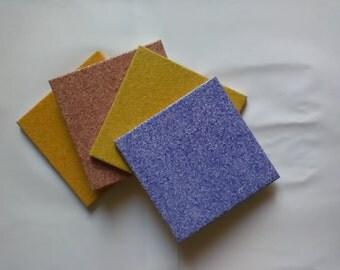 Vintage colored tiles/Tile Tile tile Tile red/blue/yellow/green/antique tile