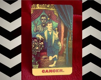CANCER TAROSCOPE READING- by Cosmopolitan's tarot expert, via email/pdf