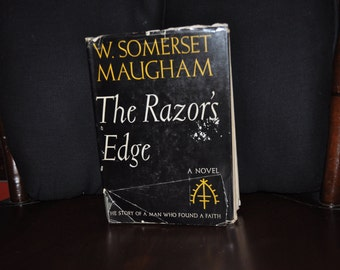The Razor's Edge by W. Somerset Maugham 1944