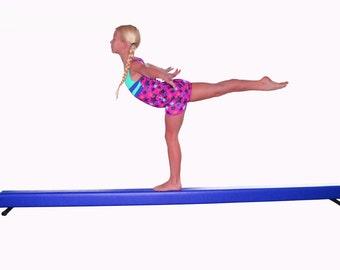 Balance Beam 8' long Blue