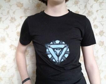 Ironman Arc Reactor T-shirt