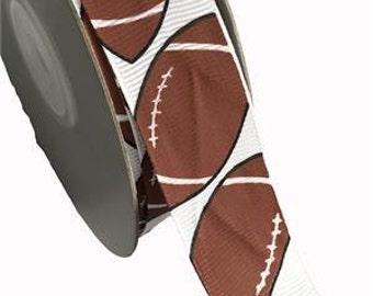Sports Grosgrain Printed Ribbon