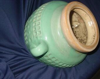 Ceramic Green Planter Pot