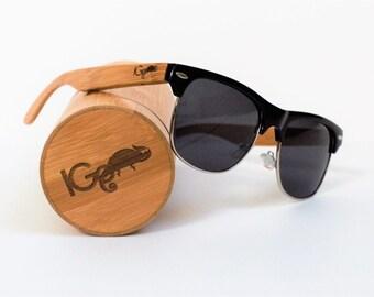 Cali - Clubmaster Classic Sunglasses