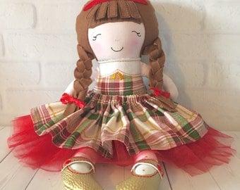 Doll Tutu, Doll Pettiskirt, Doll Underskirt, Doll Clothes