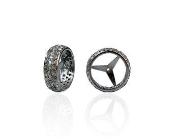 SDC-1273 Roundels Diamond Charm