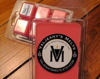 Soy Wax Melts- Pink Grapefruit