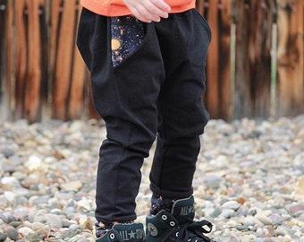 Galaxy Party Pocket Harem Pants