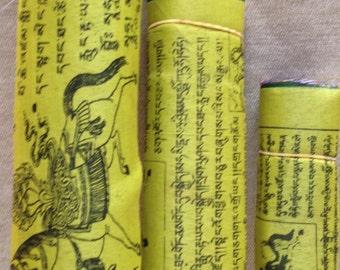 Tibetan Prayer Flags SET of 3