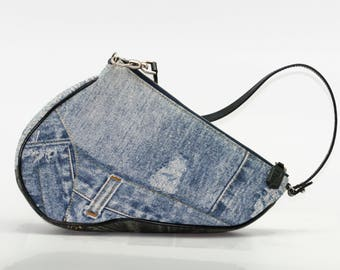 Christian Dior jeans bag