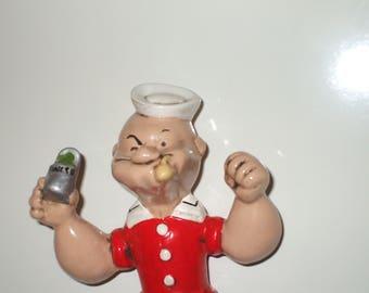 Vintage Popeye the Sailor Man Figurines